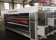 200 Pcs/ Min Flexo Printer Slotter Machine / Flexo Corrugated Machine For Carton Box
